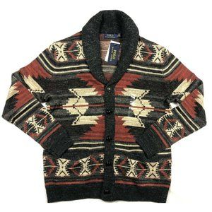 Polo Ralph Lauren Aztec Southwest Beacon Native